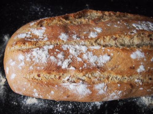 Red onion and rosemary bread, main pic