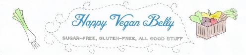 Happy Vegan Belly header
